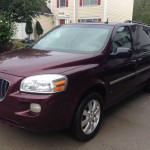 Insurance Rate for 2007 Buick Terraza - Average Quote $64 per Month