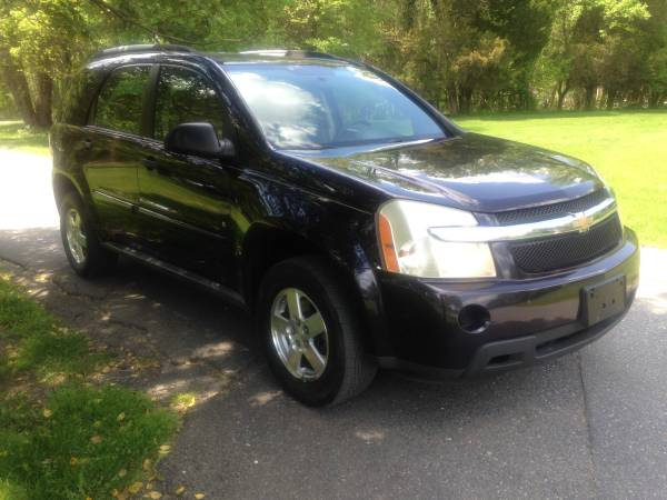 Insurance Rate for 2007 Chevrolet Equinox LS 2WD - Average Quote $65 per Month