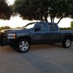 Insurance Rate for 2007 Chevrolet Silverado 1500 - Average Quote $150 per Month