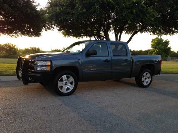 Insurance Rate for 2007 Chevrolet Silverado 1500 - Average Quote $150 per Month