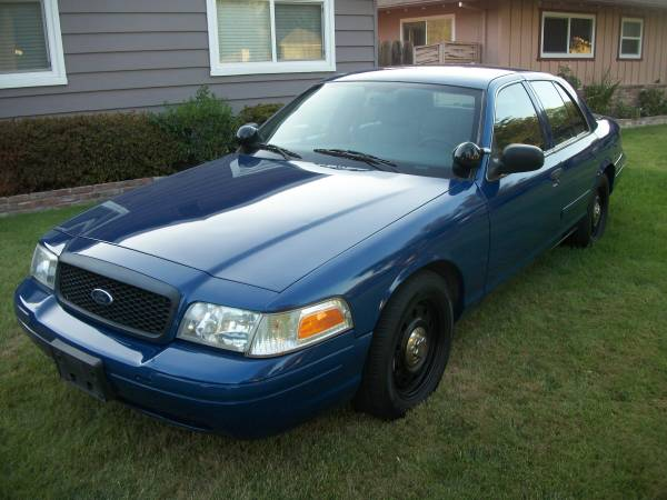 Insurance Rate for 2007 Ford Crown Victoria Police Interceptor - Average Quote $88 per Month