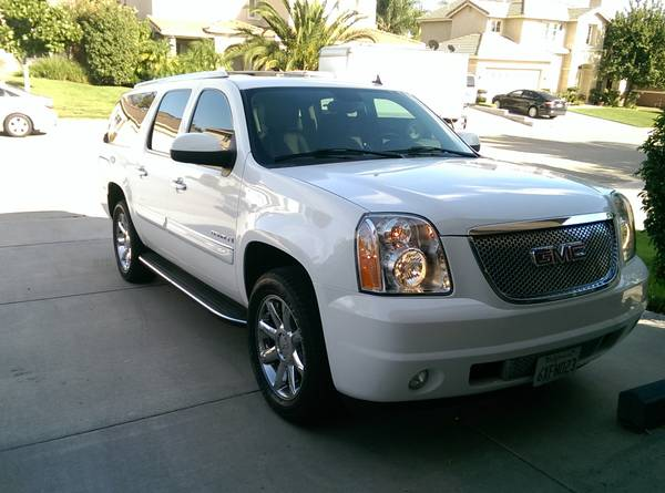 Insurance Rate for 2007 GMC Yukon Denali XL AWD - Average Quote $174 per Month