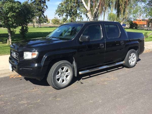 Insurance Rate for 2007 Honda Ridgeline RT - Average Quote $113 per Month