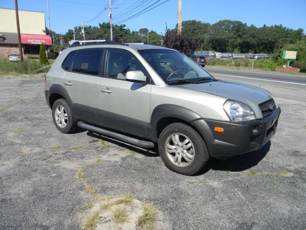 Insurance Rate for 2007 Hyundai Tucson SE 2.7 2WD - Average Quote $63 per Month