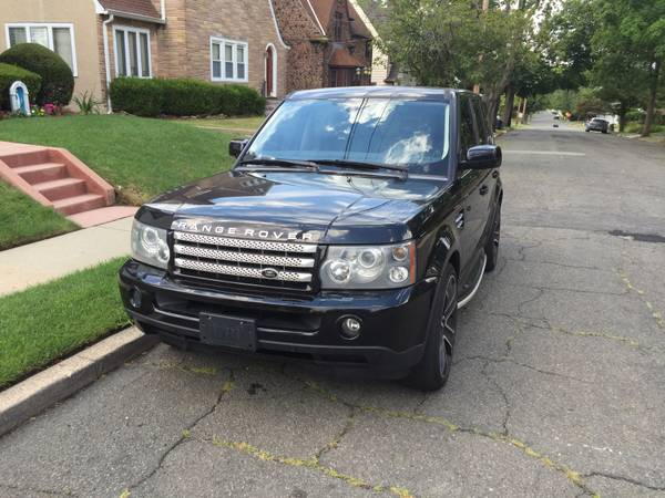 Insurance Rate for 2007 Land Rover Range Rover Sport Supercharged - Average Quote $165 per Month