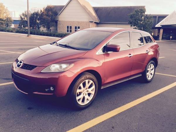 Insurance Rate for 2007 Mazda CX-7 Grand Touring AWD - Average Quote $69 per Month