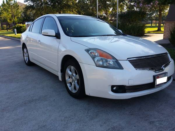 Insurance Rate for 2007 Nissan Altima - Average Quote $70 per Month