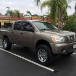 Insurance Rate for 2007 Nissan Titan - Average Quote $115 per Month