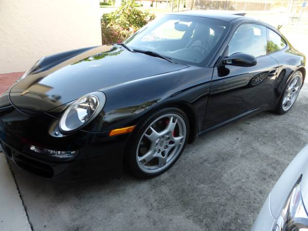 Insurance Rate for 2007 Porsche 911 Carrera 4S - Average Quote $224 per Month
