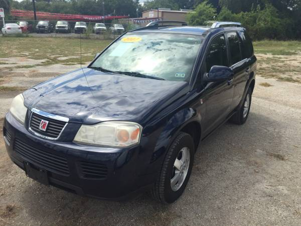 Insurance Rate for 2007 Saturn Vue FWD V6 - Average Quote $59 per Month