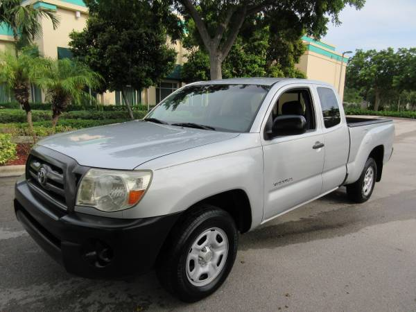Insurance Rate for 2007 Toyota Tacoma - Average Quote $84 per Month