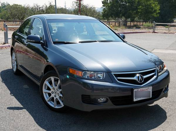 Insurance Rate for 2008 Acura TSX 6-Speed MT with Navigation - Average Quote $101 per Month