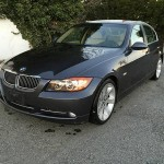 Insurance Rate for 2008 BMW 3-Series 335i - Average Quote $60 per Month