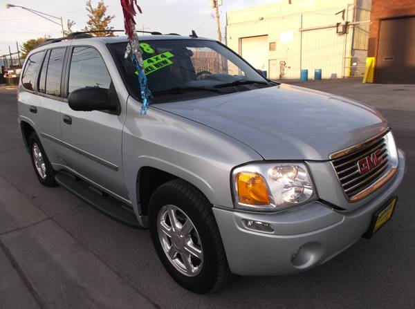 Insurance Rate for 2008 GMC Envoy - Average Quote $114 per Month