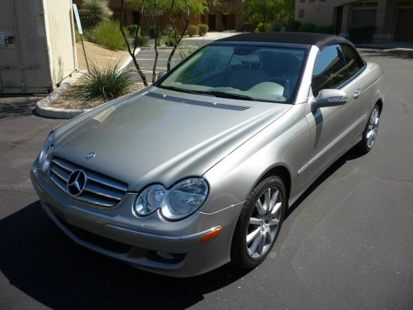 Insurance Rate for 2008 Mercedes-Benz CLK-Class CLK350 Cabriolet - Average Quote $121 per Month