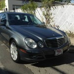 Insurance Rate for 2008 Mercedes-Benz E-Class E350 Luxury - Average Quote $120 per Month