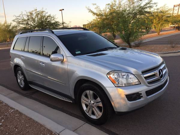 Insurance Rate for 2008 Mercedes-Benz GL-Class GL320 CDI - Average Quote $178 per Month