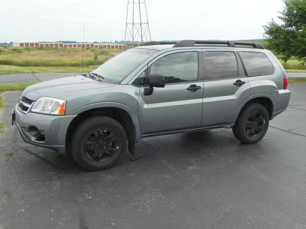 Insurance Rate for 2008 Mitsubishi Endeavor LS AWD - Average Quote $76 per Month