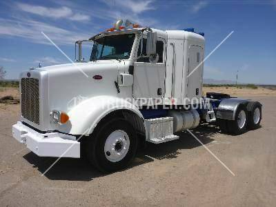 Insurance Rate for 2008 Peterbilt 365 - Average Quote $145 per Month