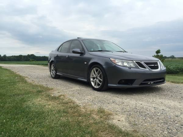 Insurance Rate for 2008 Saab 9-3 Aero - Average Quote $74 per Month