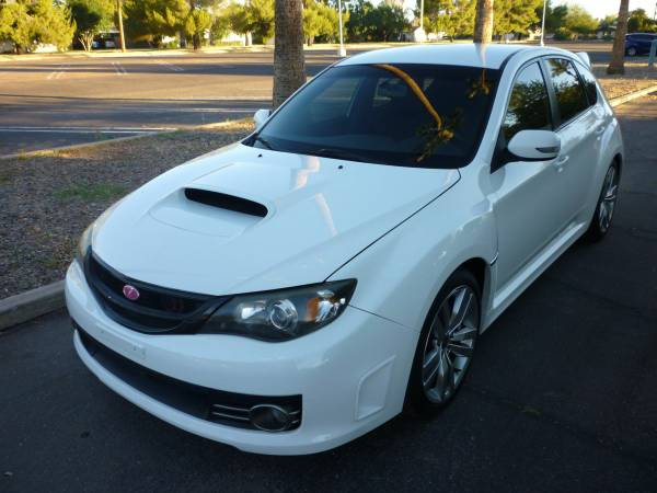 Insurance Rate for 2008 Subaru Impreza WRX STI 5-door - Average Quote $176 per Month