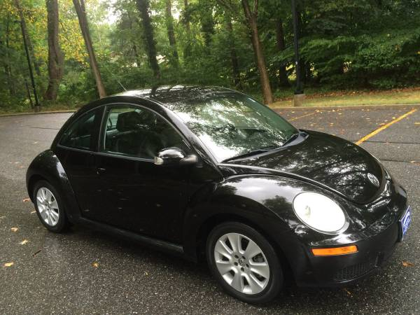 Insurance Rate for 2008 Volkswagen New Beetle S PZEV - Average Quote $66 per Month