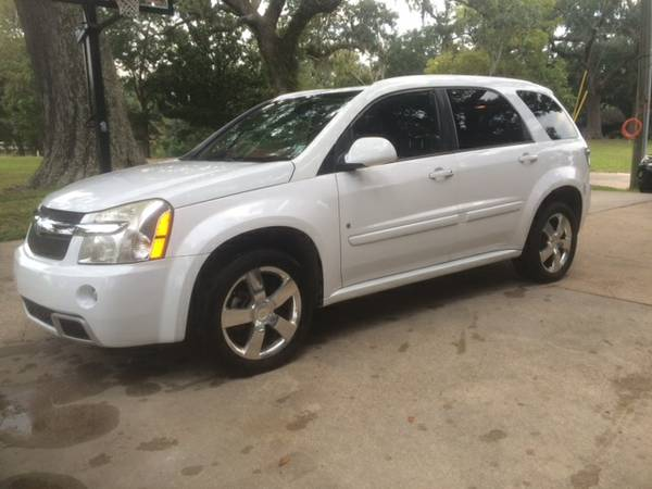 Insurance Rate for 2009 Chevrolet Equinox Sport AWD - Average Quote $115 per Month