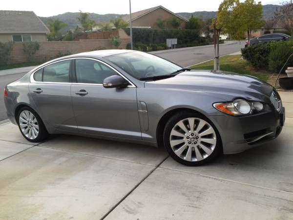 Insurance Rate for 2009 Jaguar XF-Series Luxury - Average Quote $145 per Month