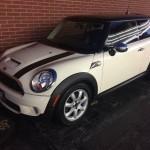 Insurance Rate for 2009 Mini Cooper S - Average Quote $103 per Month