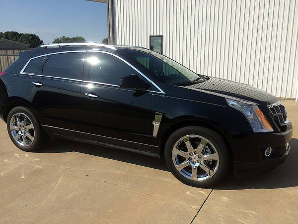 Insurance Rate for 2010 Cadillac SRX AWD Turbo Premium Collection - Average Quote $164 per Month