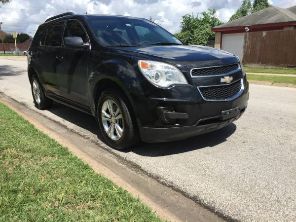 Insurance Rate for 2010 Chevrolet Equinox - Average Quote $114 per Month