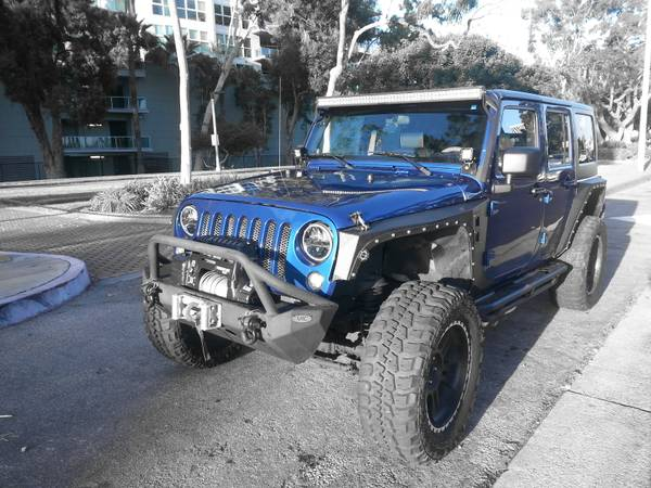 Insurance Rate for 2010 Jeep Wrangler Unlimited Sport 4WD - Average Quote $199 per Month