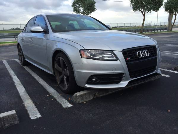 Insurance Rate for 2011 Audi S4 - Average Quote $227 per Month