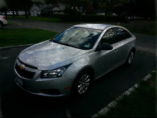 Insurance Rate for 2011 Chevrolet Cruze 2LS - Average Quote $90 per Month