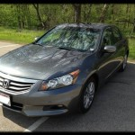 Insurance Rate for 2011 Honda Accord - Average Quote $112 per Month