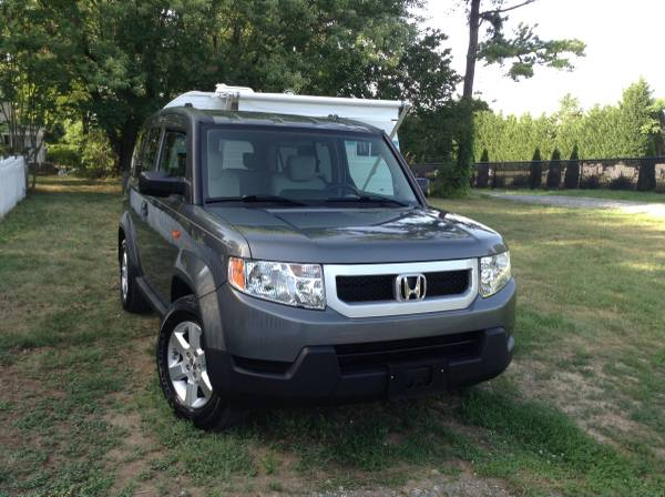 Insurance Rate for 2011 Honda Element - Average Quote $151 per Month
