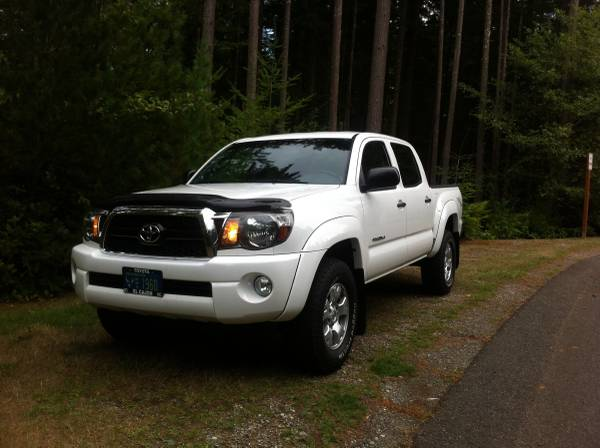 Insurance Rate for 2011 Toyota Tacoma - Average Quote $244 per Month