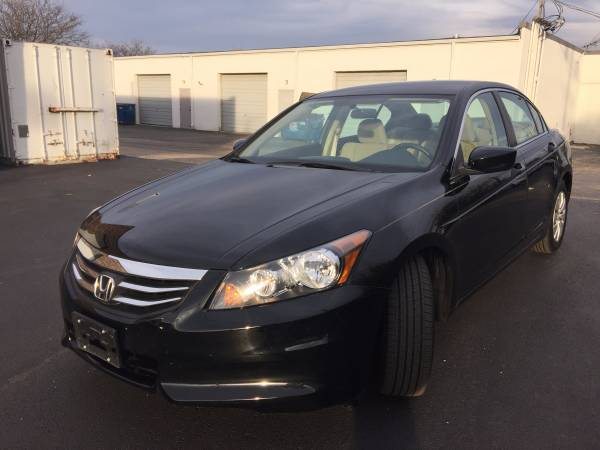 Insurance Rate for 2012 Honda Accord LX Sedan AT - Average Quote $116 per Month