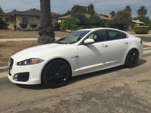 Insurance Rate for 2012 Jaguar XF-Series XFR - Average Quote $315 per Month