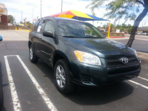 Insurance Rate for 2012 Toyota RAV4 Base I4 2WD - Average Quote $136 per Month