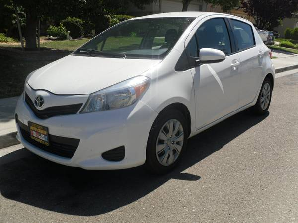 Insurance Rate for 2012 Toyota Yaris 5-Door - Average Quote $91 per Month