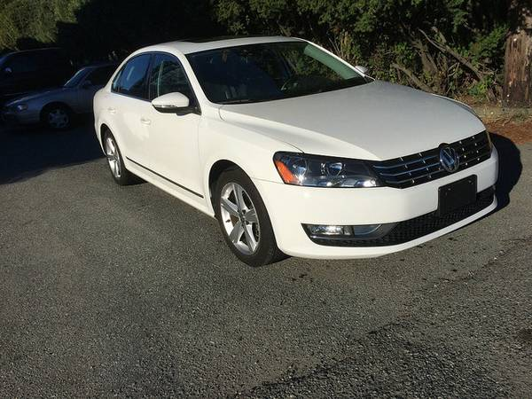 Insurance Rate for 2012 Volkswagen Passat - Average Quote $114 per Month