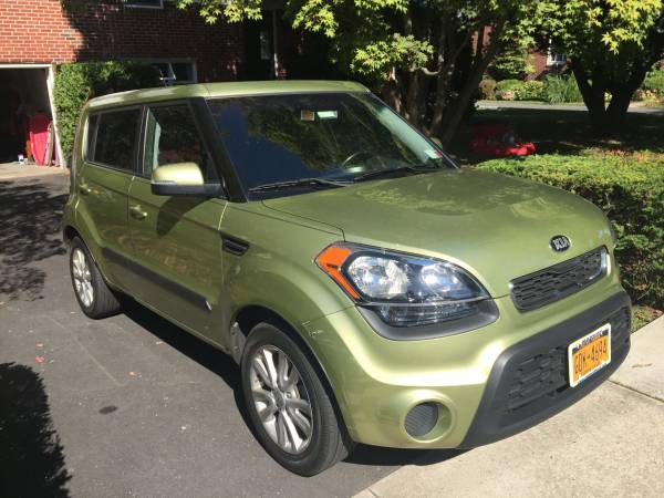 Insurance Rate for 2013 Kia Soul - Average Quote $113 per Month