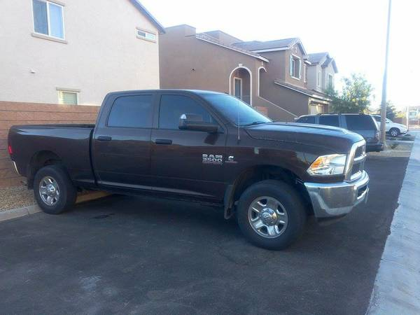 Insurance Rate for 2013 RAM 3500 ST Crew Cab SWB 4WD - Average Quote $301 per Month