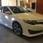 Insurance Rate for 2013 Toyota Camry - Average Quote $134 per Month
