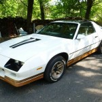 1983 Chevrolet Camaro Insurance $100 Per Month