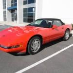 1992 Cheravolt Corvette Convertible Insurance $48 Per Month