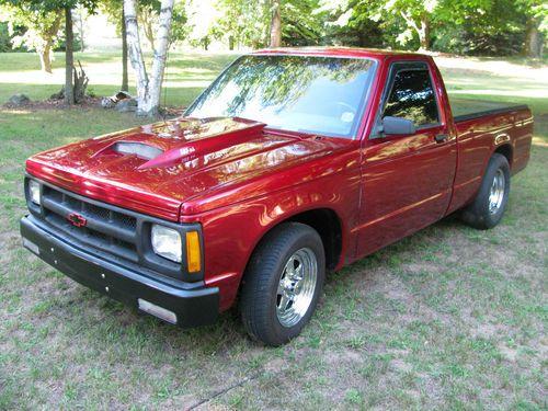 1992 Cheravolt S-10 Insurance $100 Per Month