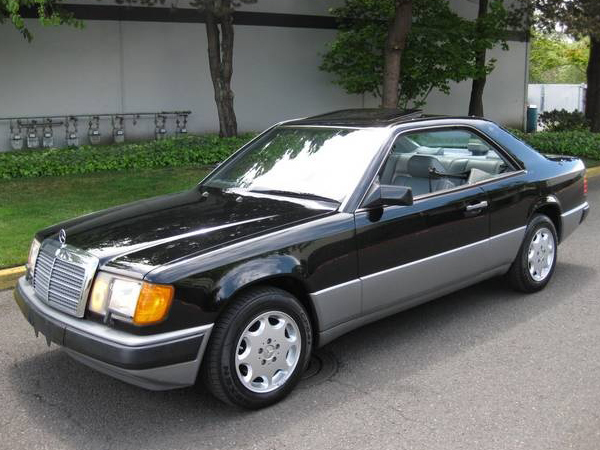 1993 Mercedes-Benz 300-Class 2 Dr 300CE Convertible Insurance $81 Per Month