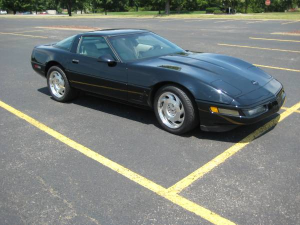 1996 Cheravolt Corvette Coupe Insurance $64 Per Month